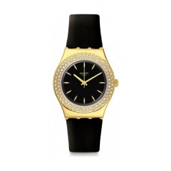 Swatch Ladies Analog Fashion Watch - (SWAYLG141)
