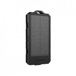RAVPower Solar Portable Charger 15000mAh Power Bank (RP-PB124) – Black