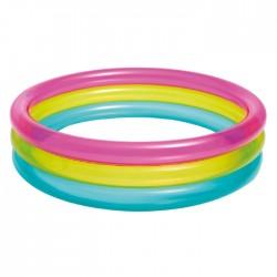 """Intex Rainbow Baby Pool 34""""X10"""""""