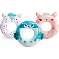 Intex Cute Animal Tubes - 3 Mystery Tubes