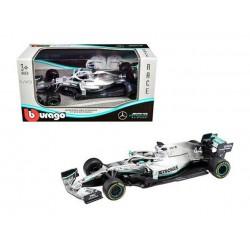 Race Mercedez F1 Hybrid 1:43 B3+ Swv