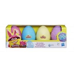 Playdoh  4 Pk Eggs