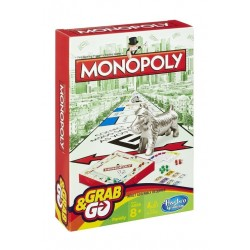 Hasbro Monopoly Grab And Go