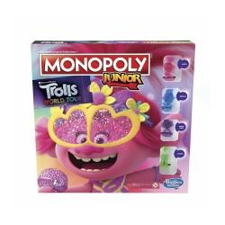 Hasbro Monopoly Jr Trolls