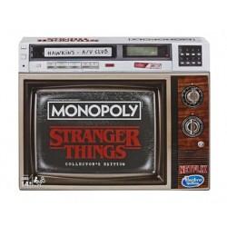Hasbro Monopoly Stranger Things Collec