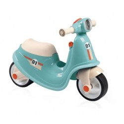 Smoby - Scooter Ride-On Blue