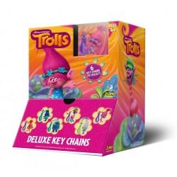 Zuru Trolls Capsule Key Chain - mystery toy