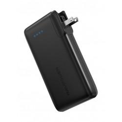 RAVPower Ace 10050mAh Portable Power Bank with AC Plug (RP-PB066) - Black