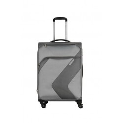 American Tourister Stanford 67CM Spinner Soft Luggage (FC3X41005) - Grey