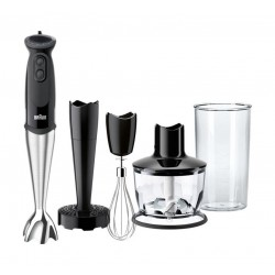 Braun 750W 500ml Multiquick 5 Vario Hand Blender (MQ5137) – Black