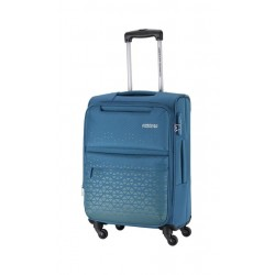 American Tourister Bradford 68CM Soft Luggage (FJ6X01902) - Blue