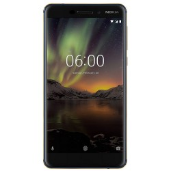 Nokia 6.1 64GB Phone - Blue