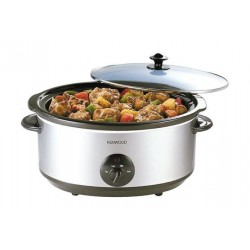 Kenwood SCM650SS Slow Cooker - Front View