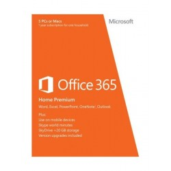 Microsoft Office 365 Home Premium (6GQ-00732)