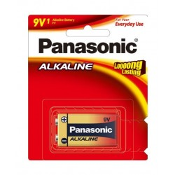 Panasonic 6LR61TP0/1B Battery