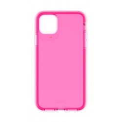 Gear4 Crystal Palace Neon Case For Apple iPhone 11 Pro Max - Neon Pink 2