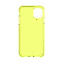Gear4 Crystal Palace Neon Case For Apple iPhone 11 Pro Max - Neon Yellow 2