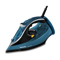 Philips 2800W 350ML Azur Pro Steam Iron (GC4881/26) – Blue / Black