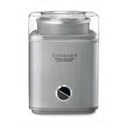 Cuisinart Ice Cream Maker (CA-ICE30BCE) – Silver