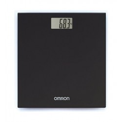 Omron HN-289 Personal Scale - Midnight Black
