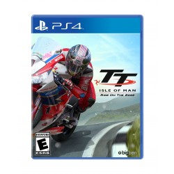 TT Isle of Man: Ride On The Edge - PS4 Game