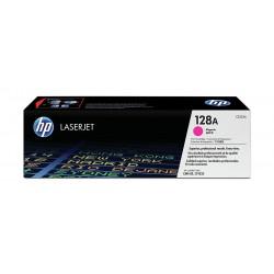 HP Toner 128AM for LaserJet Printing 1300 Page Yield - Magenta (Single Pack)