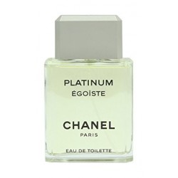 Platinum Egoiste by Chanel for Men 100mL Eau de Toilette