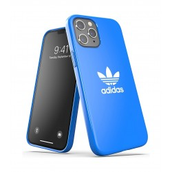 Adidas Originals iPhone 12 Pro Shockproof Protective Back Case - Blue Bird