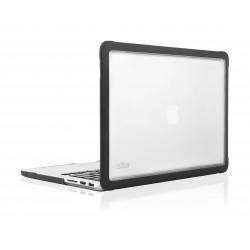 STM Dux Rugged Case for MacBook Pro Retina 13-Inch - Black (STM-122-094MY-01)