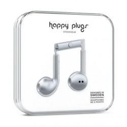 Happy Plugs Earbud Plus (HP-7824) – Space Grey