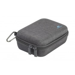 Riva Aspen Action Camera Canvas Case (7511) – Grey