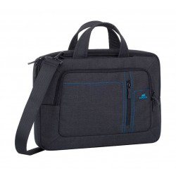 Riva 13.3-inch Canvas Top Loader Laptop Bag (7520) – Black