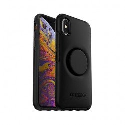 OtterBox + Pop Symmetry Series for iPhone X/XS (77-61652) - Black