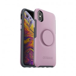 OtterBox + Pop Symmetry Series for iPhone XS Max (77-61743) - Pink