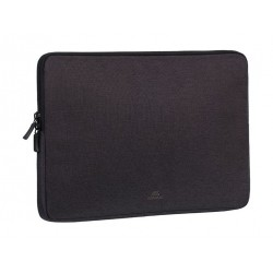 Riva Sleeve For 13.3-inch Laptop (7703) - Black