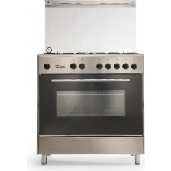 Wansa 80x50 Floorstanding Gas Cooker (WE8050X)
