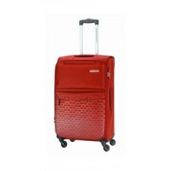 American Tourister Bradford 79CM Soft Luggage (FJ6X12903) - Rust