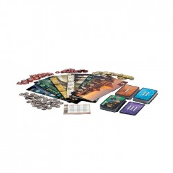 7 Wonders Game Board
