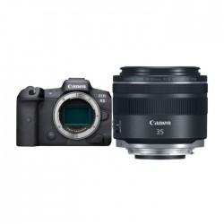 Buy Canon EOS R5 Mirrorless Digital Camera + RF 35mm f/1.8 IS Macro STM Lens in Kuwait | Buy Online – Xcite