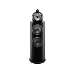 Bowers & Wilkins 3-Way Floorstanding Speaker (802 D3) - Gloss Black