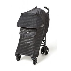 Chicco Quilted Cover For Strollers (238) – Black