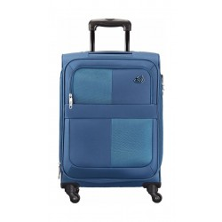 Kamiliant Oromo Plus Spinner Luggage (55cm) – Blue