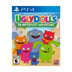 Ugly Dolls: An Imperfect Adventure - PS4 Game