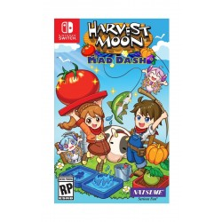 Harvest Moon: Mad Dash - Nintendo Switch Game