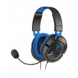 Turtle Beach Ear Force Recon 60P Amplified Stereo Gaming Headset - Blue