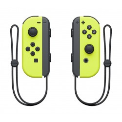 Nintendo Switch Joycon L/R Controller - Yellow