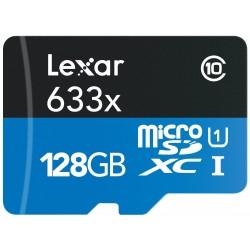 Lexar High-Performance 633x MicroSDHC/MicroSDXC UHS-I Memory Card