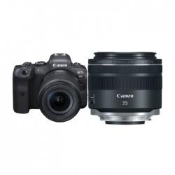 Buy Canon EOS R6 Mirrorless Digital Camera + RF 35mm f/1.8 IS Macro STM Lens in Kuwait | Buy Online – Xcite