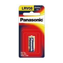 Panasonic  Alkaline Battery - Pack of 1 (LR-V08/1BPA)