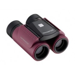 Olympus 8 x 21 RC II Binoculars - Metal Magenta